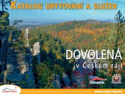 Katalog Dovolená v Českém ráji se dočkal dalšího vydání