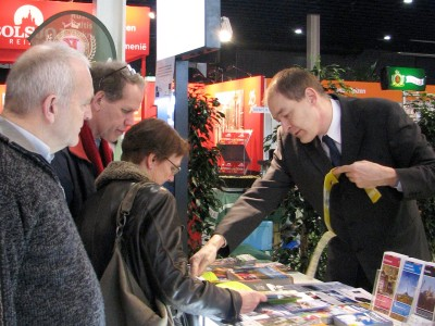 Český ráj v lednu prezentovali na několika veletrzích