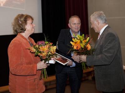 Čestná občanství města Semily pro Pavla Tigrida a Josefa Vaňka