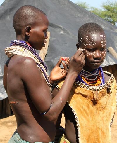 Cestovatelská beseda: Střecha Afriky aneb Návrat do historie lidstva