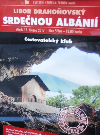 Srdečnou Albánií provede Libor Drahoňovský