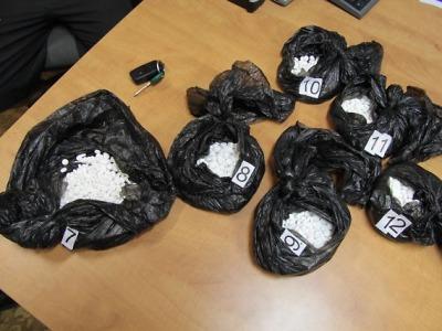 Přes Harrachov převážel z Polska léky na výrobu drog