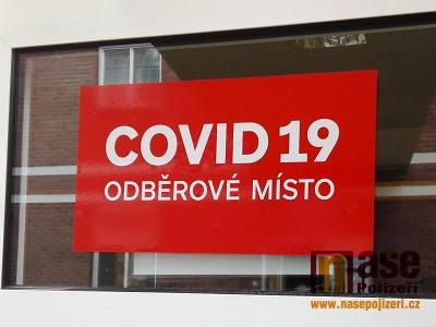 Liberecký kraj se stále drží na svém, mírně roste Covid-19 celostátně