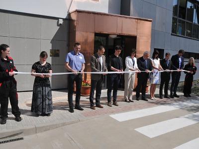 V Turnově otevřel kraj šesté Centrum odborného vzdělávání