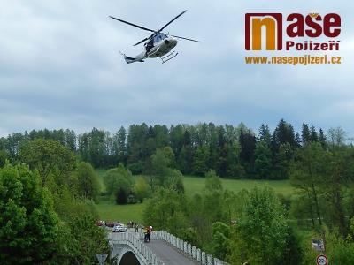 Obrazem: Letecké cvičení probíhalo i v Hájích a Benešově