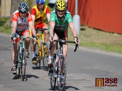 Ve čtvrtém závodě Jičínské cykloligy padaly rekordy