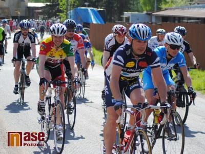 Ondřej Švanda se dostal do vedení Jičínské cykloligy