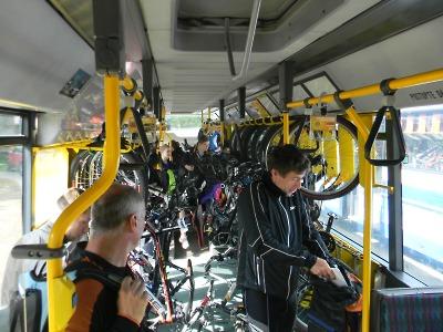 Bezpečná a pohodlná cykloturistika v Libereckém kraji