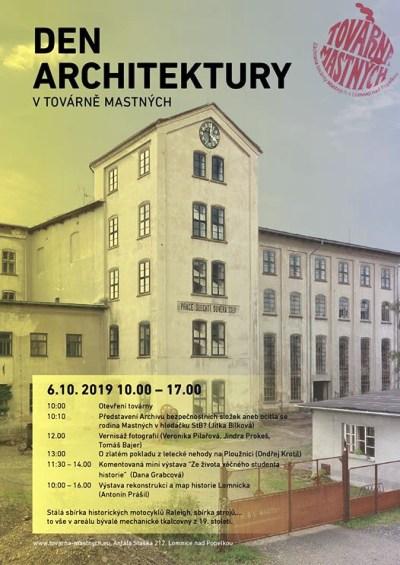Na Den architektury je zajímavý program i v Lomnici nad Popelkou