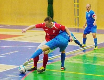 Futsalisté Dalmachu z Kladna body nepřivezli