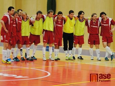 Futsalisté Dalmachu Turnov postoupili přes Kobylisy do finále play off