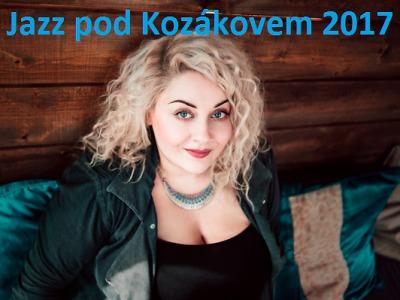 Jazz pod Kozákovem 2017 přivítá Dannie Ellu a Jaroslava Svěceného