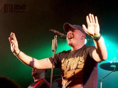 FOTO: DeBill Heads zahráli fanouškům v Bozkově