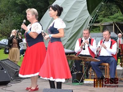 Příznivci dechovky se sejdou na 19. ročníku festivalu v Jablonečku