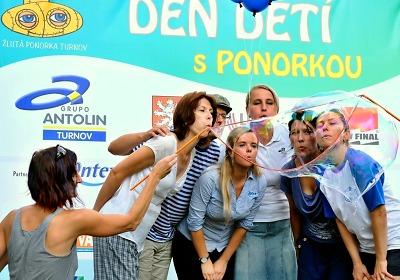 Den dětí s Ponorkou se v Turnově slaví druhou červnovou sobotu!