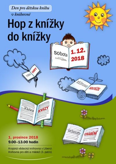 Den pro dětskou knihu v Krajské vědecké knihovně