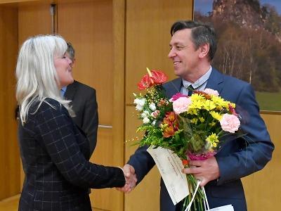 FOTO: Na Den učitelů si pedagogové odnesli ocenění za svoji práci