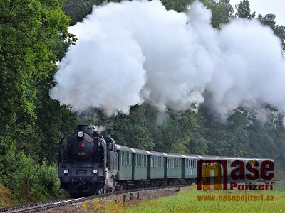 Obrazem: Den železnice v Trutnově a ve Vrchlabí
