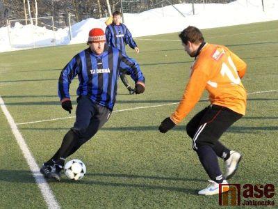 Na Mšenském zimním turnaji zatím vítězí favorité