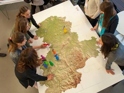 Dny GIS představí chytré mapy a odhalí tajemství geografie