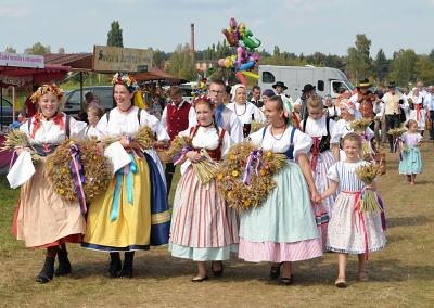 Krajské dožínkové slavnosti letos hostí Sychrov