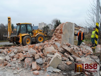 FOTO: Drážní domek v Semilech ustoupil modernizaci