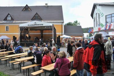 Obrazem: Harrachovské pivní slavnosti