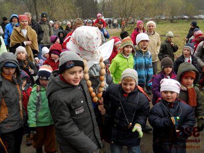 Na Dlaskově statku opět chystají tradiční Velikonoce