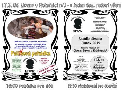 Ochotníci z Vrchlabí zahrají v Rokytnici pro děti i dospělé
