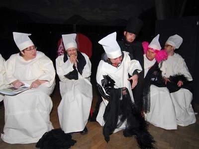 Pohádková šou zahájí advent ve Slané
