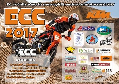 Seriál KTM ECC po zimním odpočinku odstartuje opět na začátku května