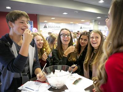 Veletrh Educa MyJob Liberec 2018 překvapil rekordní návštěvností