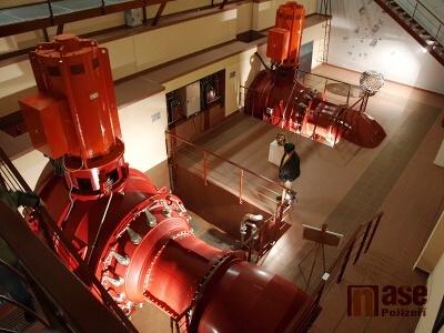FOTO: V areálu bývalé textilky pořádají unikátní prohlídku vodní elektrárny