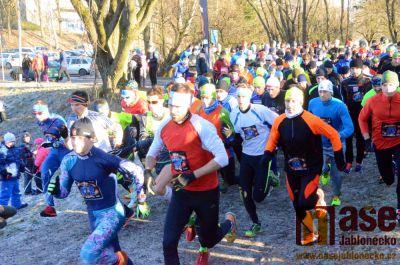 Silvestrovský běh v Jablonci opět pro Jíšovou a Kučeru