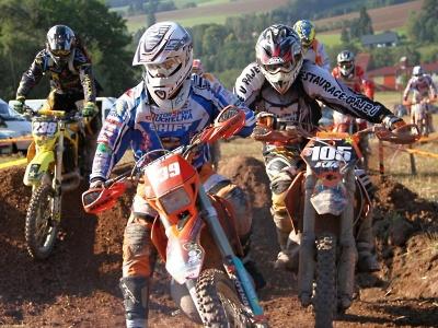 Obrazem: KTM Enduro Cross Country v Jilemnici