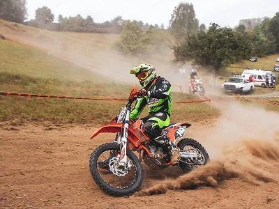 Seriál KTM ECC 2018 pokračoval třetím dílem v Loukově