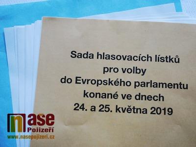 Jak jste volili do Europarlamentu v městech Pojizeří