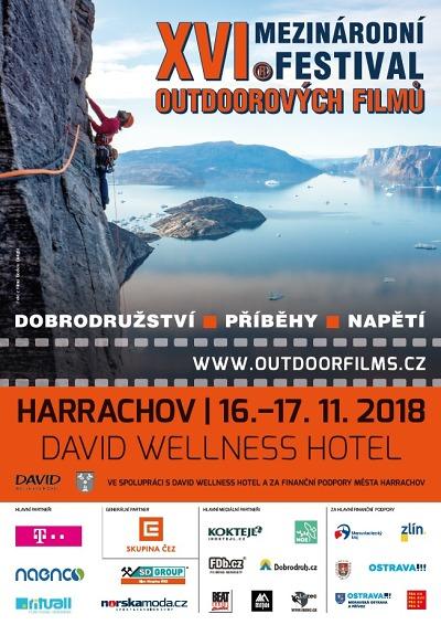 Festival outdoorových filmů opět zavítá i do Harrachova