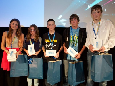 Jilemničtí studenti zvítězili ve finále filmové soutěže