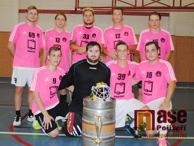 FOTO: Desátý turnaj O pohár města Semily vyhrál tým Bolka Stars