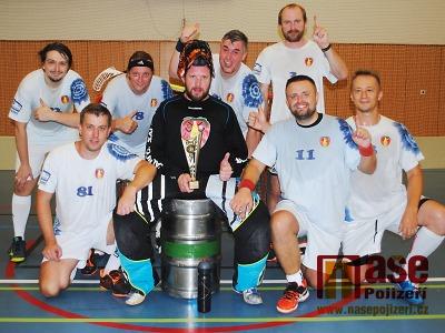 FOTO: Turnaj O pohár města Semily nečekaně vyhrál tým Ovocné báze