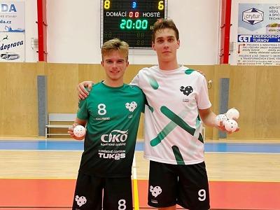 Florbal TJ Turnov: Muži doma porazili Mukařov, ženy dvakrát prohrály