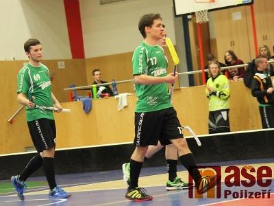 Turnov nestačil v semifinále na Chomutov a končí na třetím místě