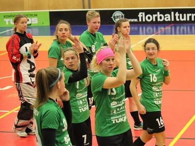 Ženy porazily Českou Lípu, muži padli s Panthers Praha
