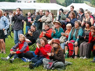 Festival Dolánky 2013 znovu láká milovníky hudby všech generací