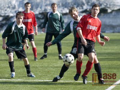 FOTO: Krajský pohár: Zkáza týmů z Pojizeří