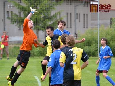 Fotbalové soutěže mládeže pokračovaly 23. kolem