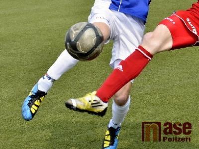 Mládežnický fotbal: Dorost Turnova vyklepl 8:1 Železný Brod