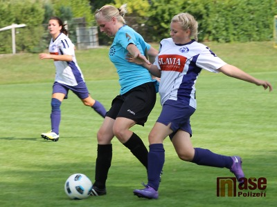 Ženy FK Pěnčín-Turnov poprvé bodovaly v soutěžním zápase