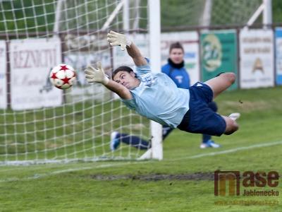 Fotbalisté Jablonečku doma po penaltách prohráli s Admirou